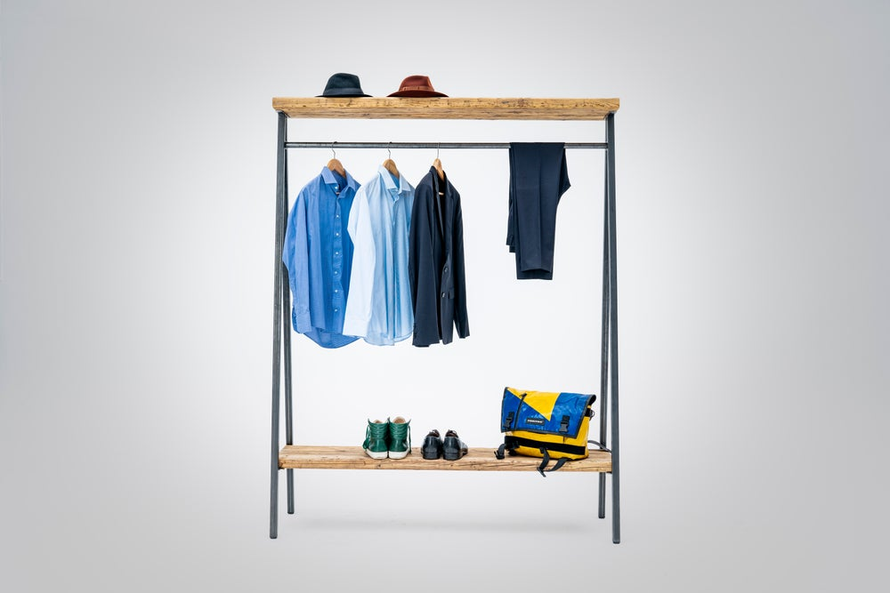 Image of standing wardrobe
