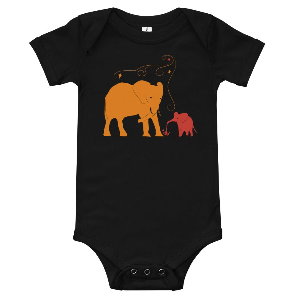 Image of Babe's and mama ellie onesie