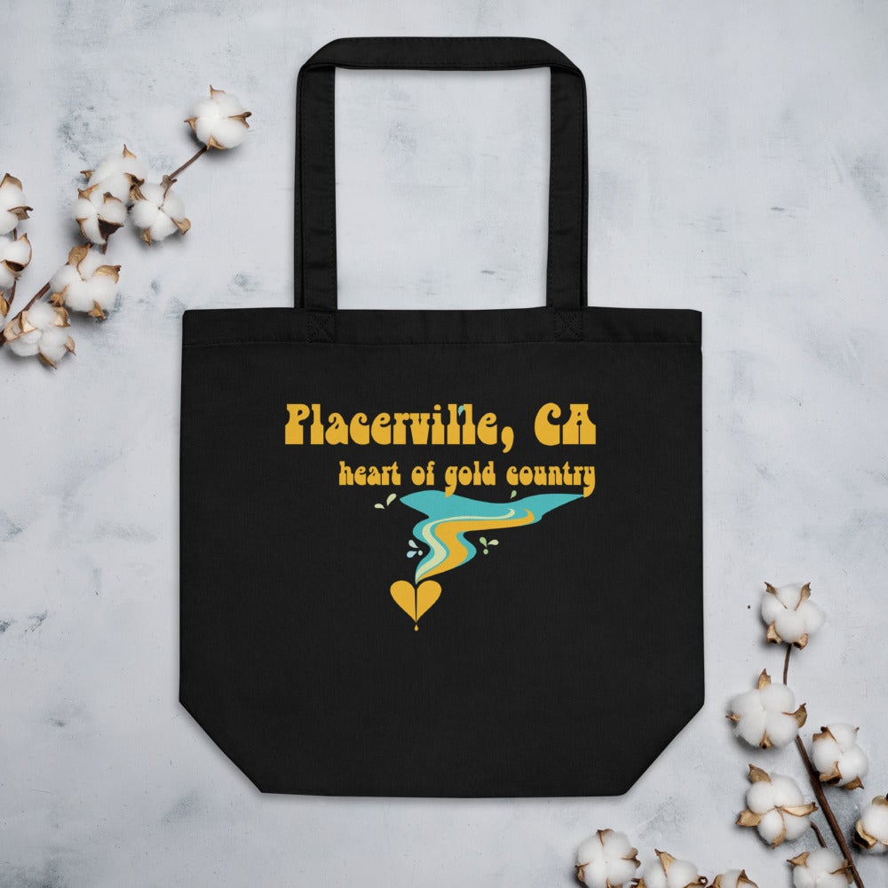 Image of Placerville Tote bag!