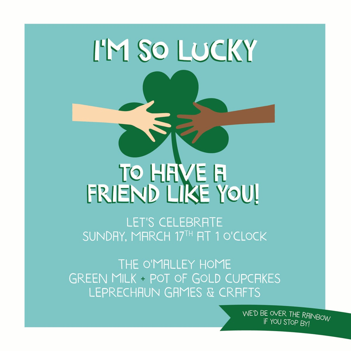 St. Patrick's Friendship Party