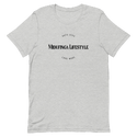 Midufinga Lifestyle Limited Edition T-Shirt Black ML