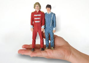 Image of Limited Edition Action Figures