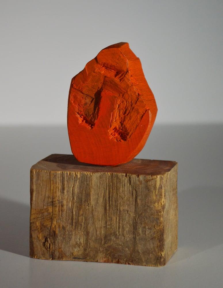 Image of Wood Carving - tourné vers le bas