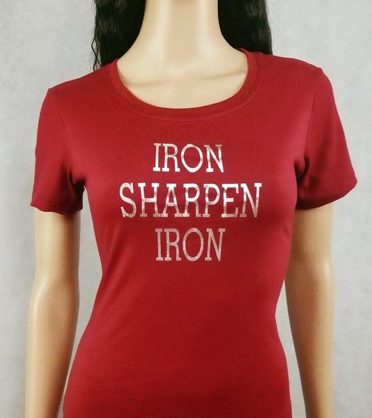 Image of Iron Sharpen Iron