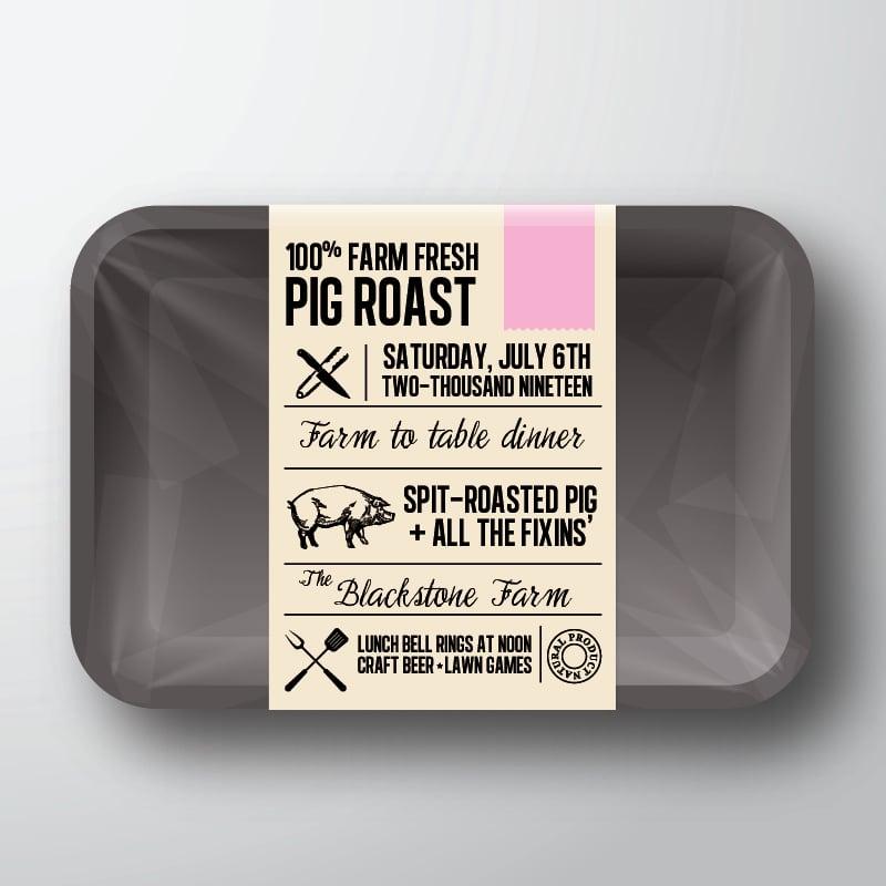 Pig Roast Party