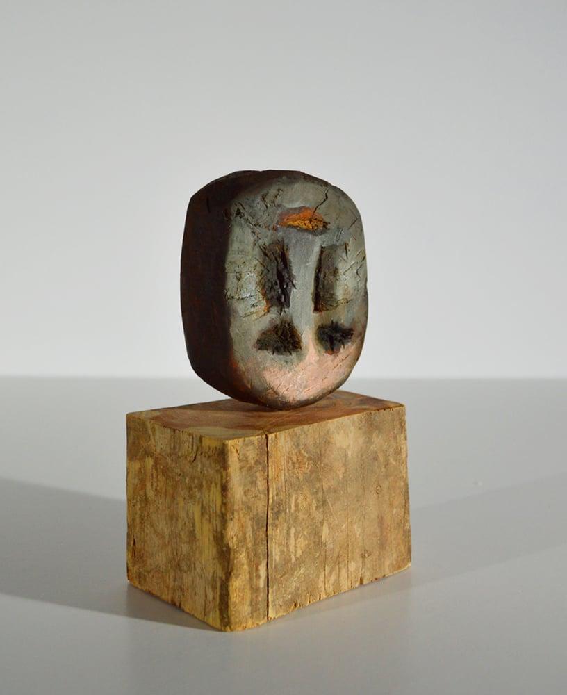 Image of Wood Carving - Je me pardonne