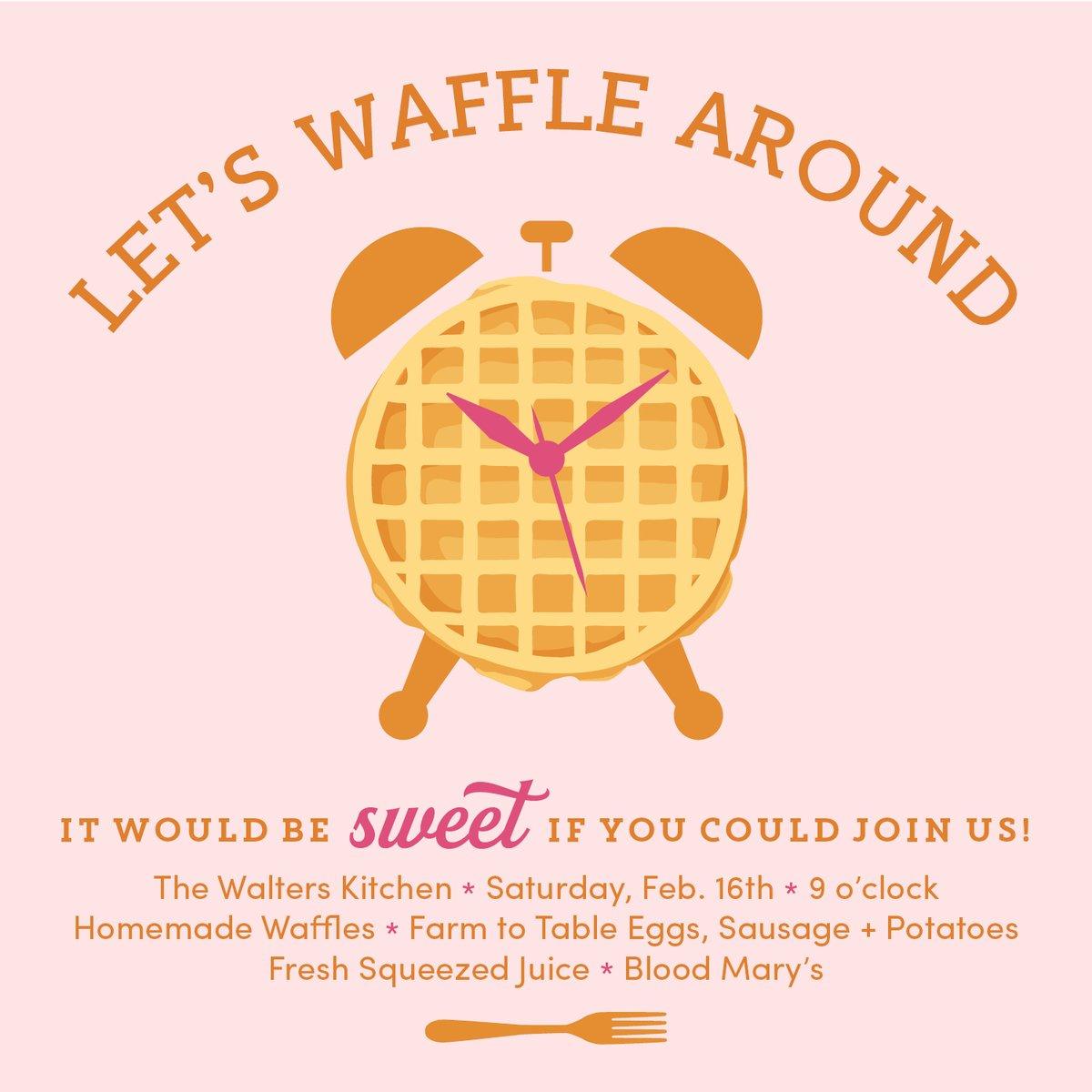 Waffle Around