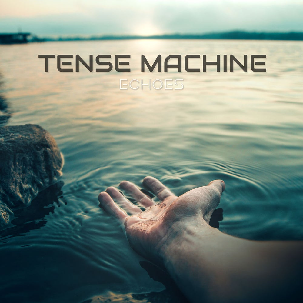 """Image of <b>TENSE MACHINE </b><br>""""Echoes""""<br><br>CD<br>"""