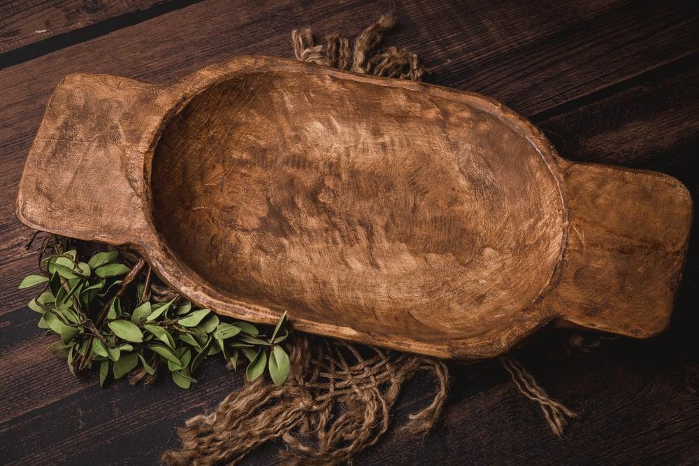 Image of Peapod Handle Bowl