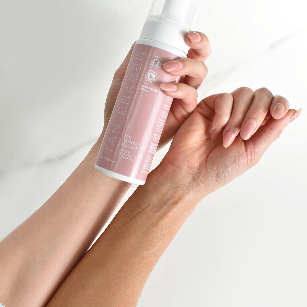 Image of Tan Eraser - Tan Removal Mousse