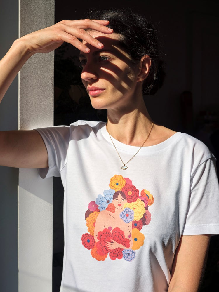 Image of The Simones x Agathe Singer - spring babe