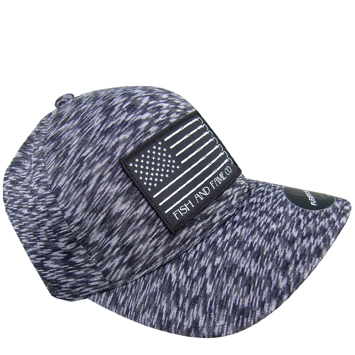 Image of Trust Flexfit Buck Bill Hat  (asphalt)