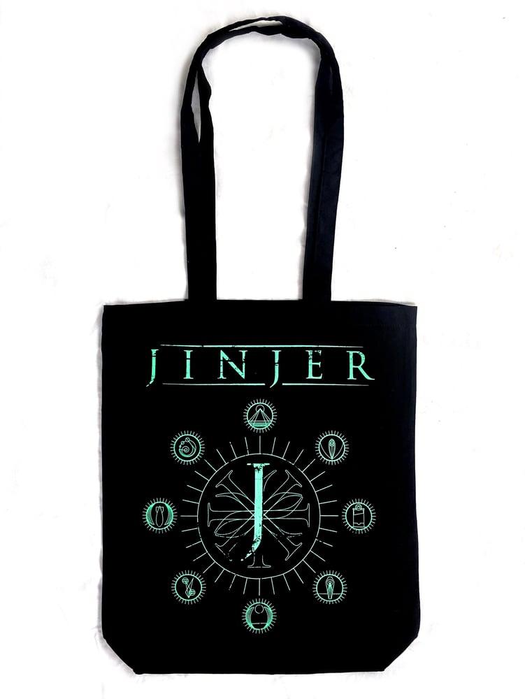 Image of JINJER - Jeometry  - Tote Bag