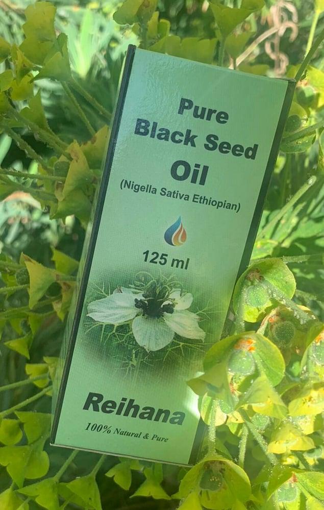 Image of Ethiopian Black Seed Oil