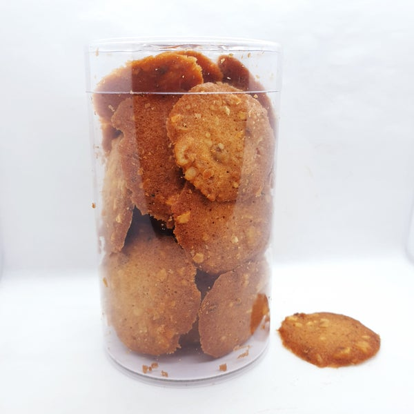 Image of Biscuit llardons & fruits secs