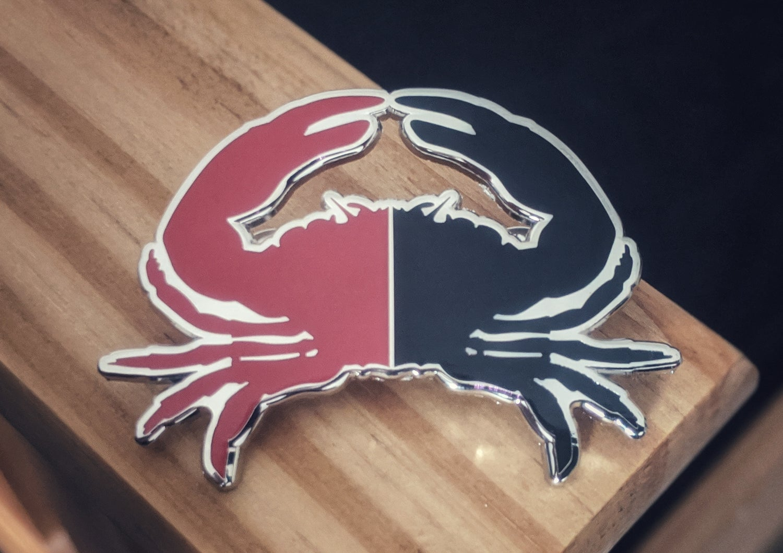 Image of Half-Crab Pins