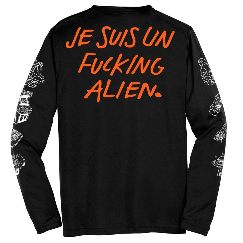 Image of Alien [Long sleeve]