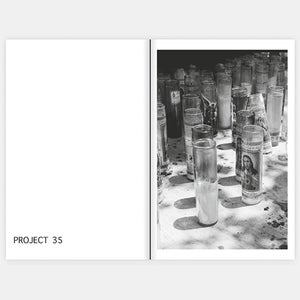 LIFE LINE Zine feat. Bee Gats & Project 35