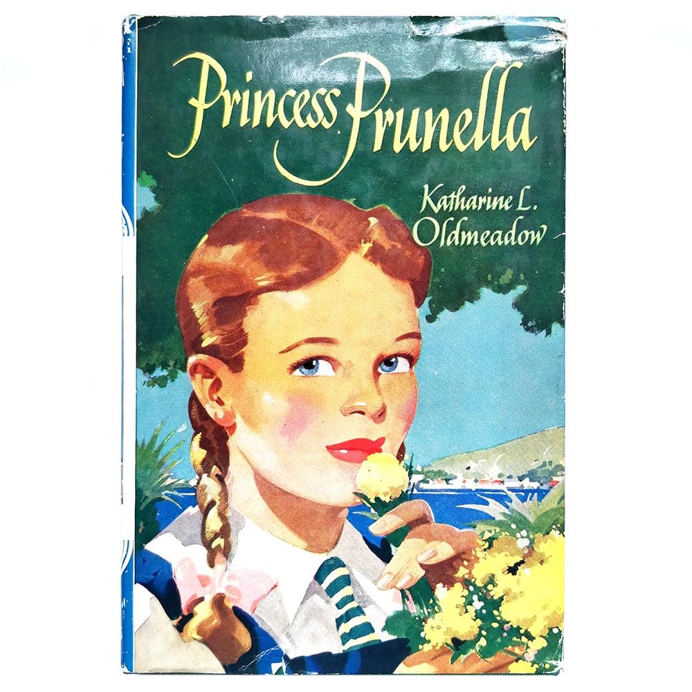 Katharine L Oldmeadow - Princess Prunella