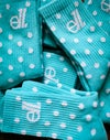 E11evens - 1 pair - Unisex teal premium fit compression socks