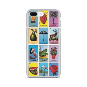 Image of Lotería iPhone case cover