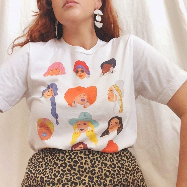 Image of Gals Graphic T-Shirt
