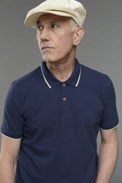 Image of English Polo Shirt - Navy