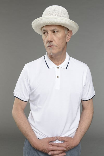 Image of English Polo Shirt - White