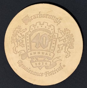 Image of 2020 40th Anniversary Coaster (Set of 4)