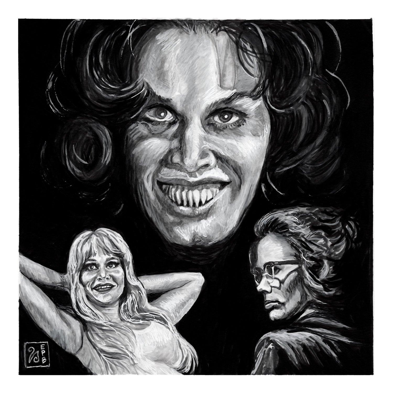 The Voluptuous Horror of Karen Black Giclée Print