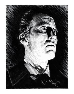 Prince of Darkness Giclée Print