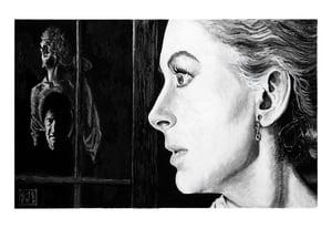 Spooked Giclée Print