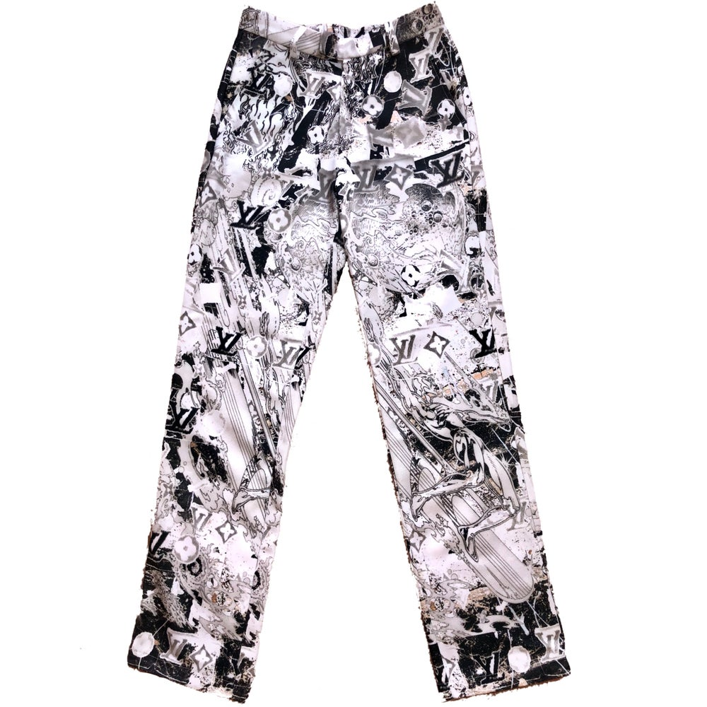 Image of Silver Surfer Pants