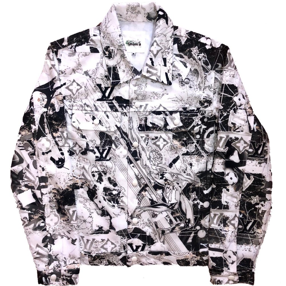 Image of Silver Surfer Jacket