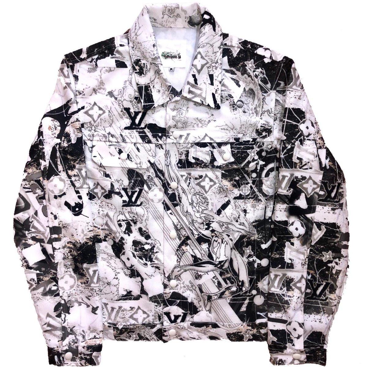 Image of Silver Surfer Jacket