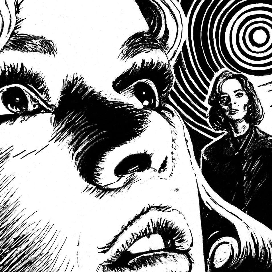 Evil Eye Giclée Print