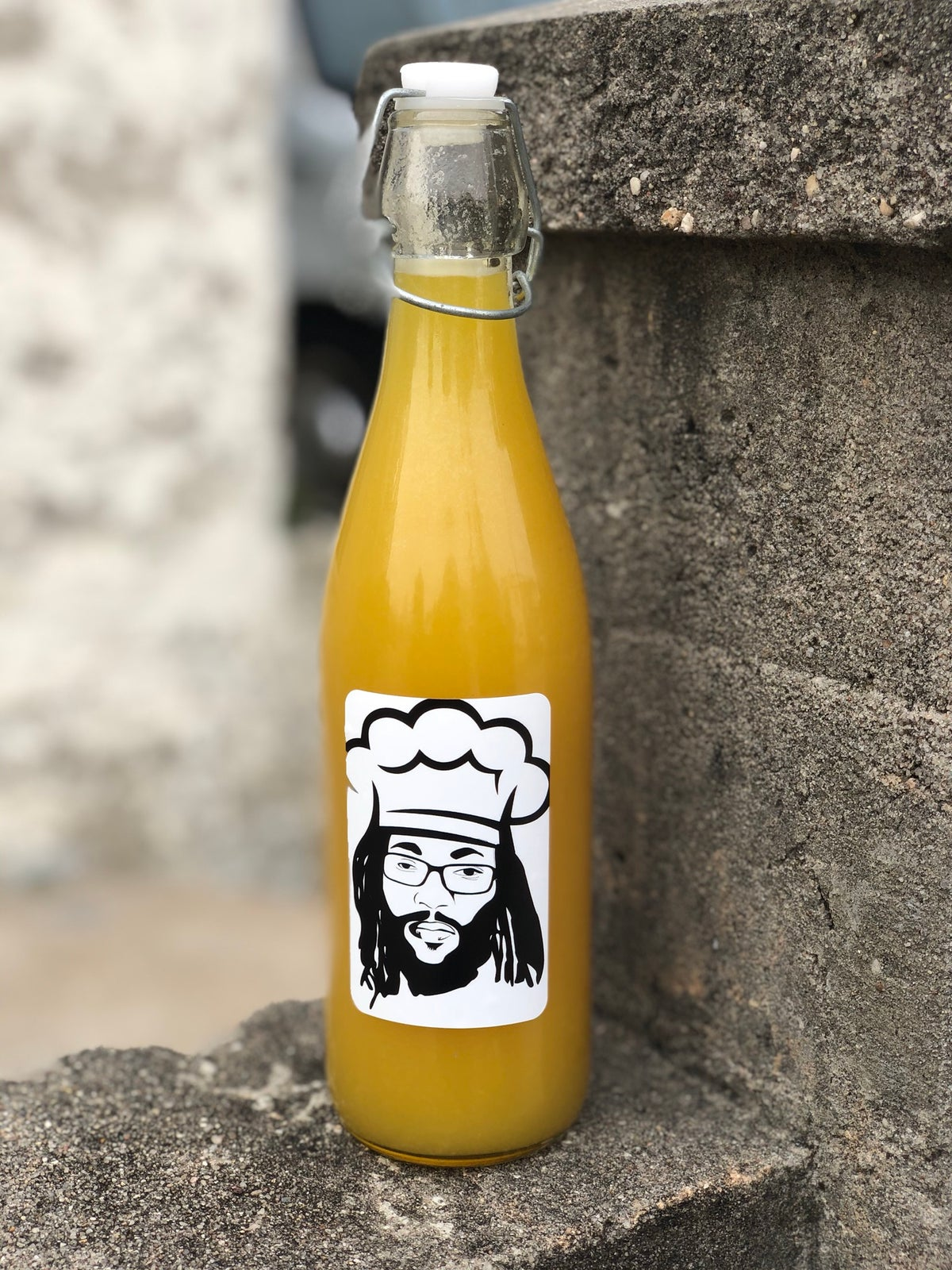 Yoni juice