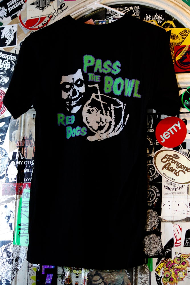 Image of Pass The Bowl Unisex T