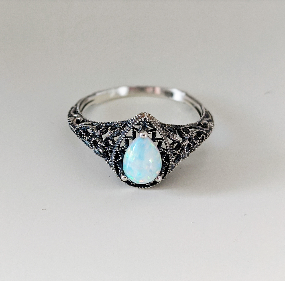 Image of The Opal Ring