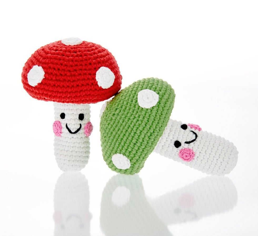 Image of Toadstool Rattle