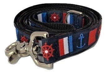 Nautical Flag/navy 1 1/2""