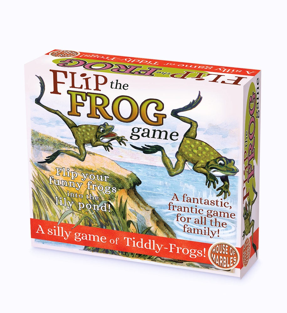 Image of Flip the Frog Game