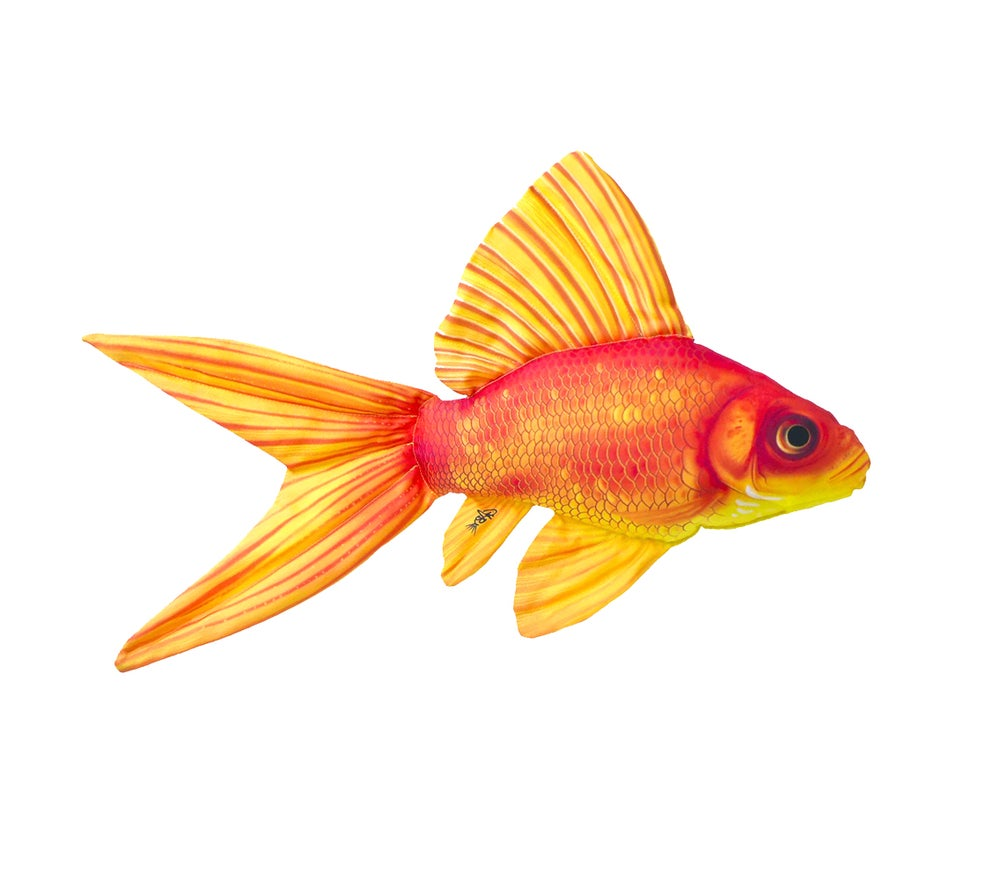 Image of Goldfish Cushion