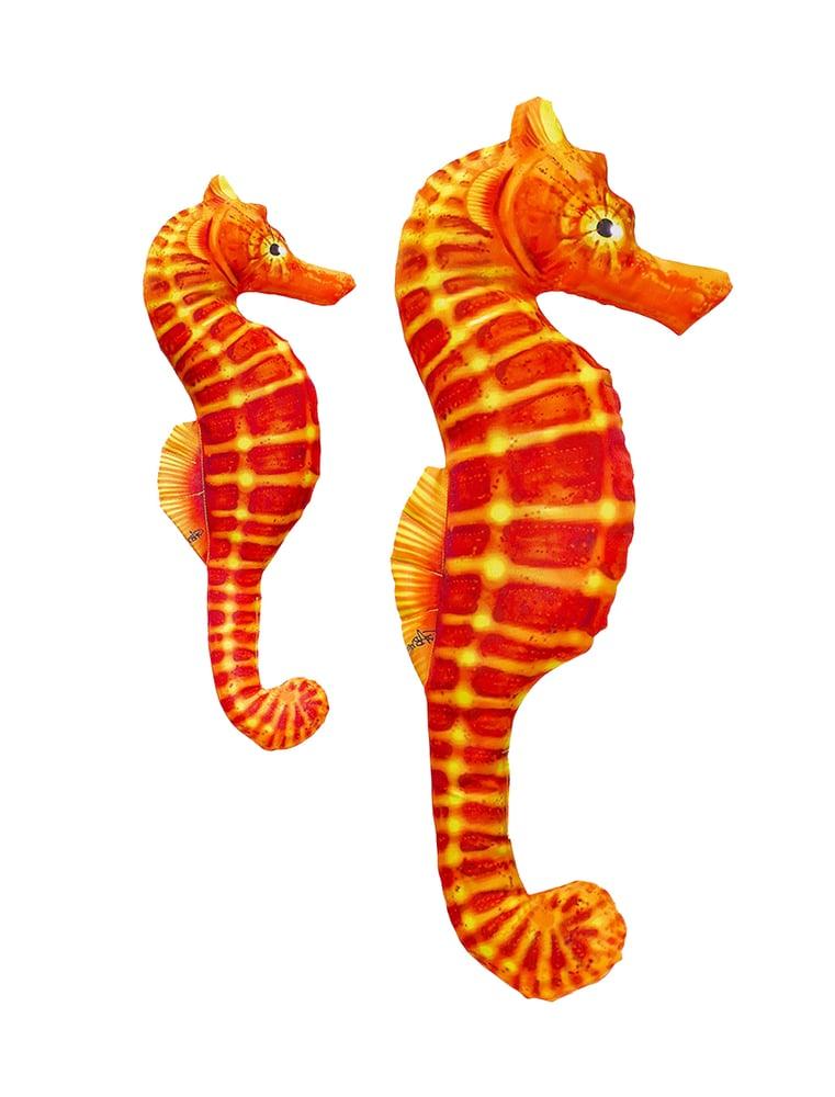 Image of Seahorse Cushion