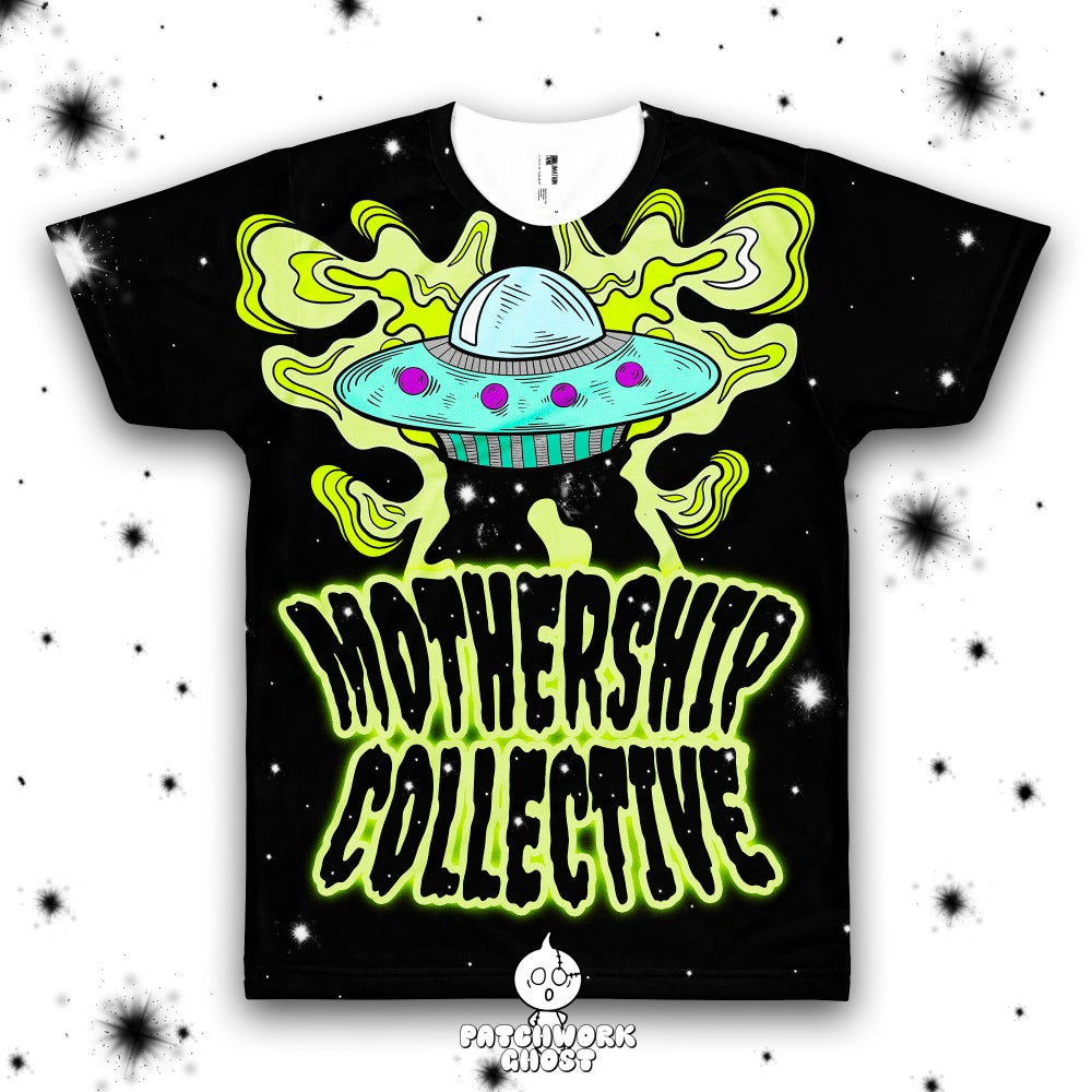 Image of Mothership Collective All Over Print Shirt