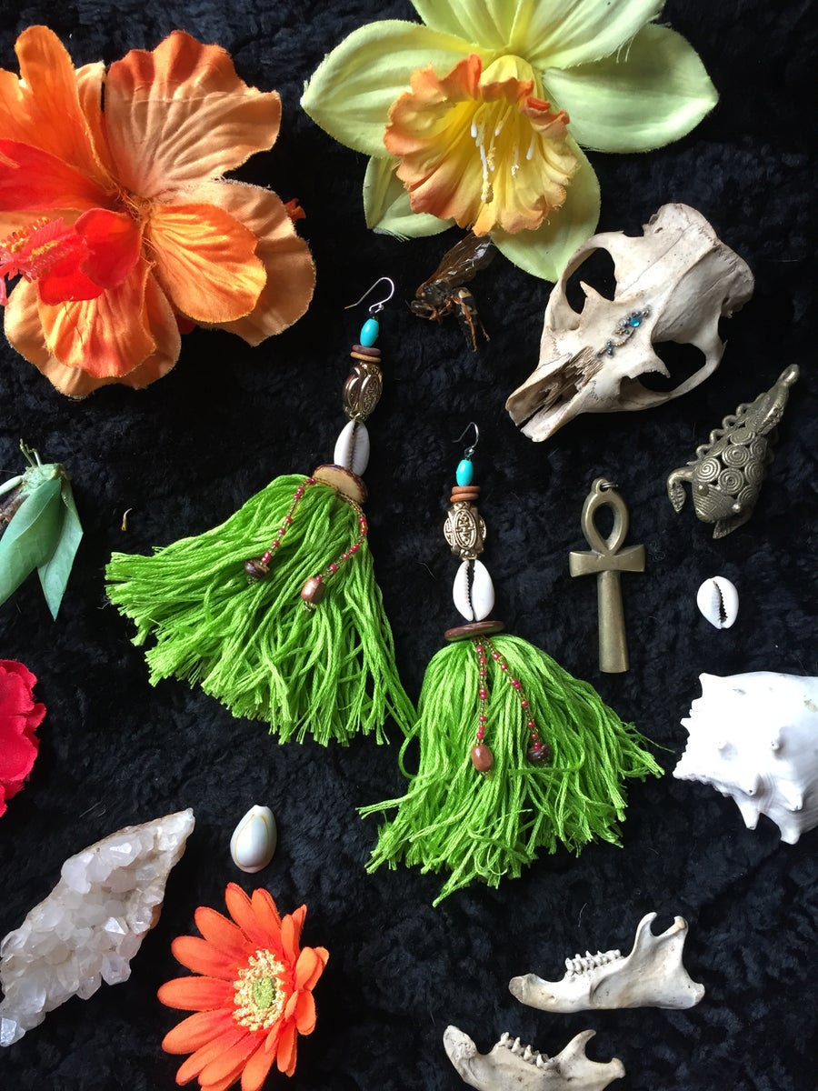 Image of ~*Lucious Revival Tassels*~