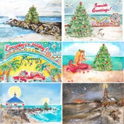 Image of Assortment of Christmas cards