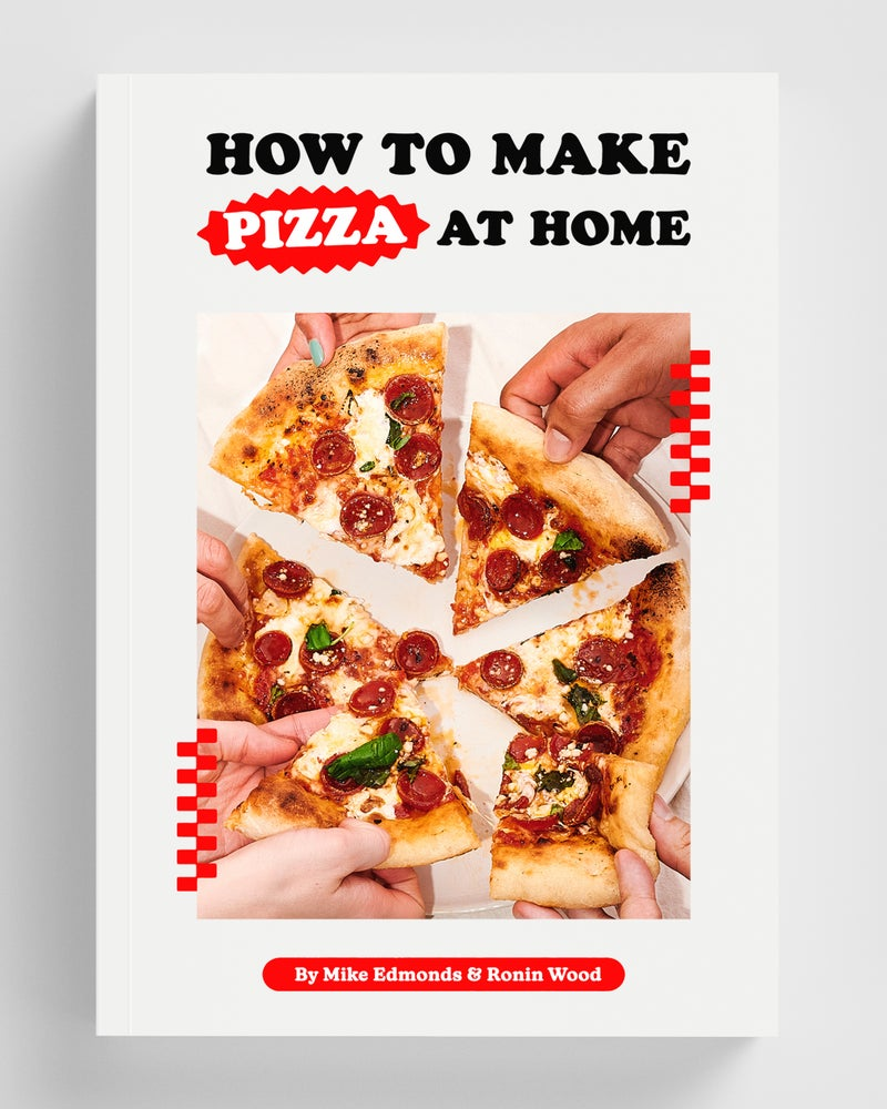 How to Make Pizza at Home cover