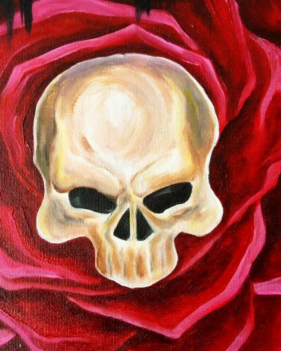 Image of Beautiful Death