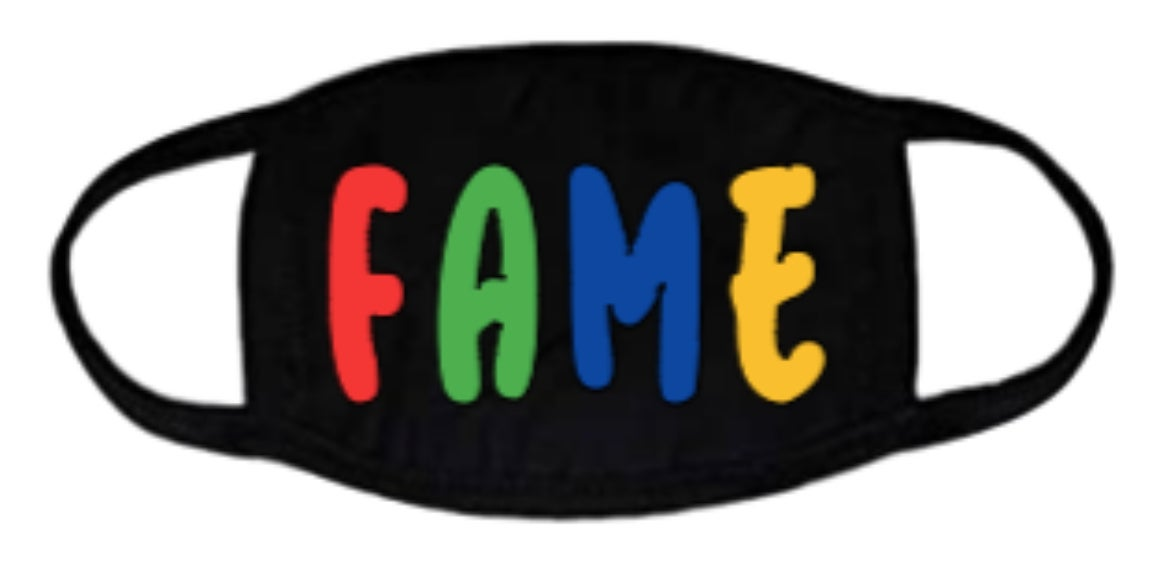 Image of Word of Fame Mask